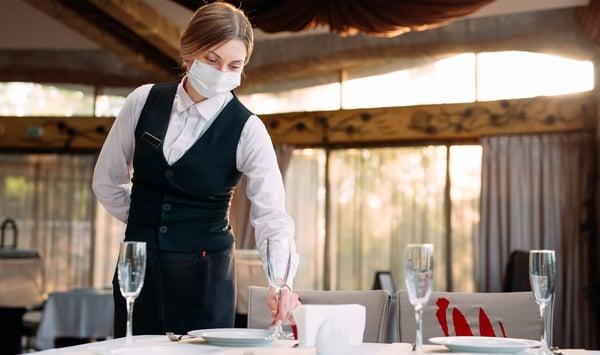 reapertura restaurante covid-19